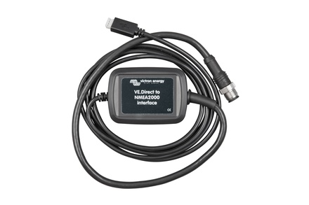 VE.Direct naar NMEA2000 interface